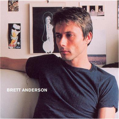 Brett Anderson CD