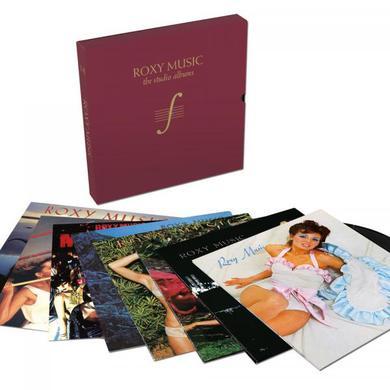 Bryan Ferry The Complete Studio Albums LP Boxset Boxset (Vinyl)