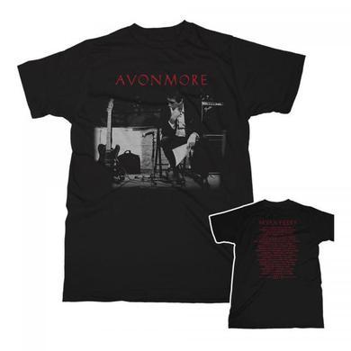 Bryan Ferry Avonmore Tour Studio 2015 T-Shirt