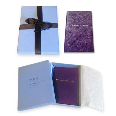 Bryan Ferry Smythson For Your Pleasure Notebook