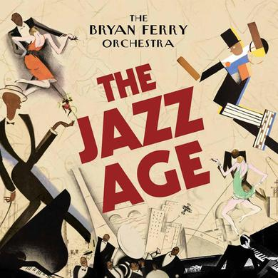 Bryan Ferry The Jazz Age CD CD
