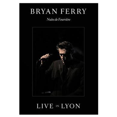 Bryan Ferry Live In Lyon Blu-Ray Blu-ray