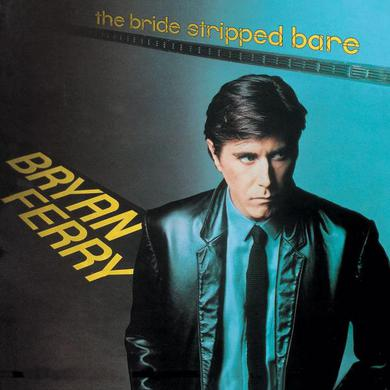 Bryan Ferry The Bride Stripped Bare CD CD