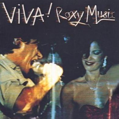 Bryan Ferry Viva Roxy Music CD CD