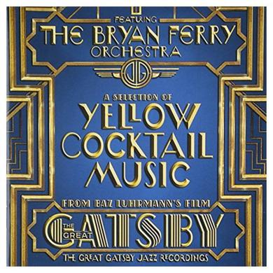 Bryan Ferry A Selection Of Yellow Cocktail Music CD CD