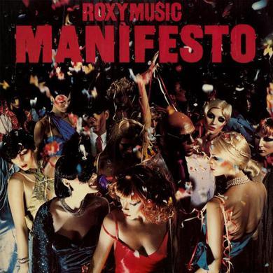 Bryan Ferry Manifesto CD CD