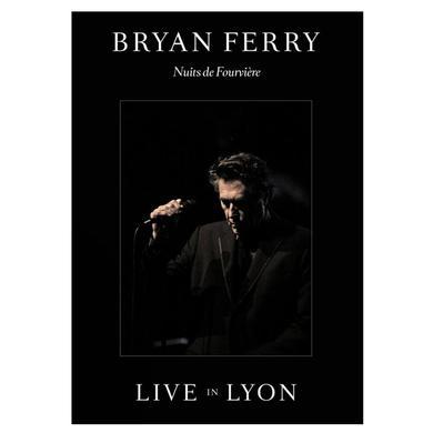 Bryan Ferry Live In Lyon DVD DVD