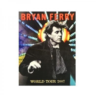 Bryan Ferry World Tour Programme 2007