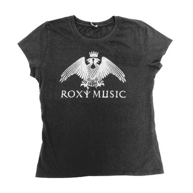 Bryan Ferry Eagle Crest Ladies Grey T-Shirt