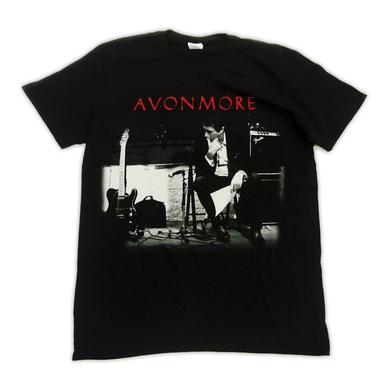 Bryan Ferry Avonmore 2016 World Tour T-Shirt (w/ April-July Dates)