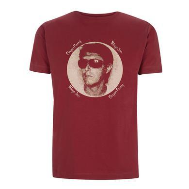 Bryan Ferry Tokyo Joe Burgundy T-Shirt