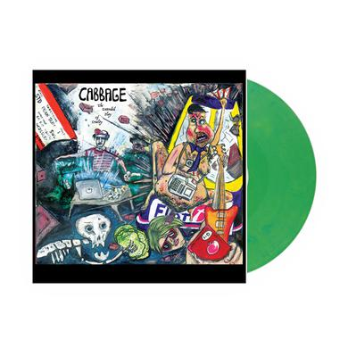 Cabbage The Extended Play Of Cruelty 10-Inch Green Vinyl EP 10 Inch