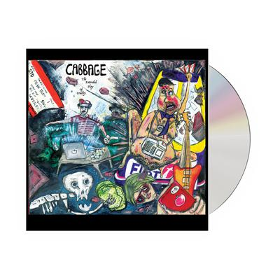 Cabbage The Extended Play Of Cruelty CD EP (Signed) CD