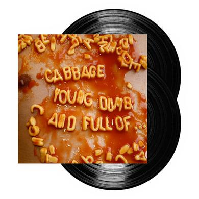 Cabbage Young Dumb And Full Of... (Double Black Vinyl) Double LP