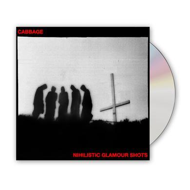 Cabbage Nihilistic Glamour Shots CD Album (Signed) CD