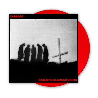 Cabbage Nihilistic Glamour Shots Red Heavyweight Vinyl (Ltd Edition) Heavyweight LP