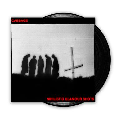 Cabbage Nihilistic Glamour Shots Black Heavyweight Vinyl Heavyweight LP