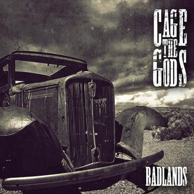 Cage The Gods Badlands CD Album (Digipak Collectors Edition) CD