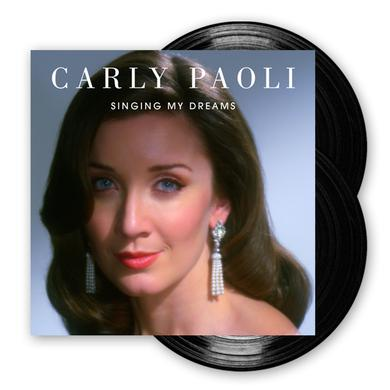 Carly Paoli Singing My Dreams Double Vinyl LP (Signed, Ltd Quantity) Double LP