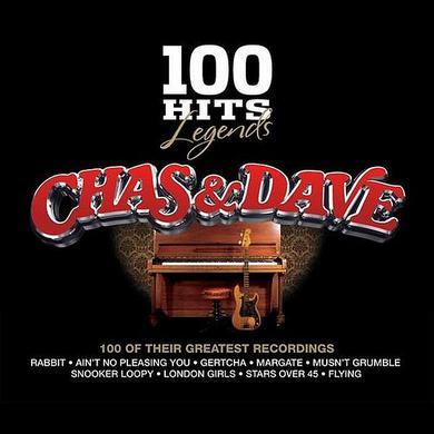 Chas & Dave 100 Hits Legends Box Set Boxset
