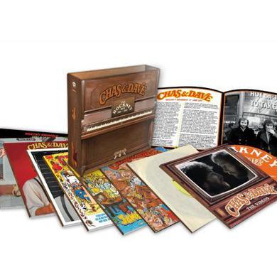 Chas & Dave The Rockney Box - 1981-1991 Boxset