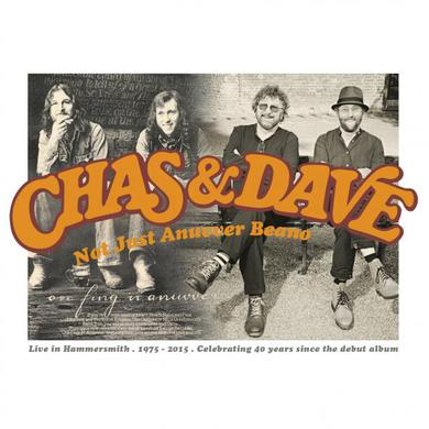 Chas & Dave Not Just Anuvver Beano - 2 CD & DVD Set CD/DVD
