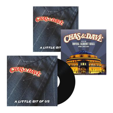 Chas & Dave A Little Bit of Us Limited Edition LP LP (Vinyl)