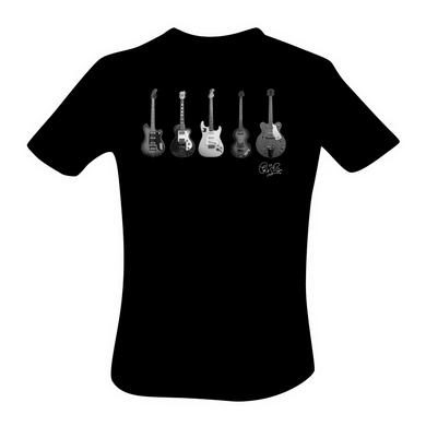 Chris Rea Guitars T-Shirt