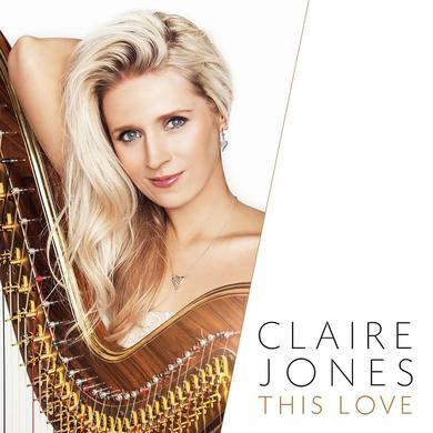 Claire Jones This Love CD