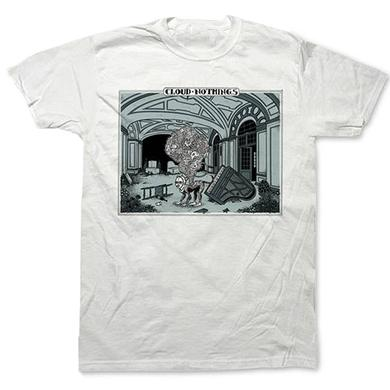 Cloud Nothings Life Without Sound T-Shirt