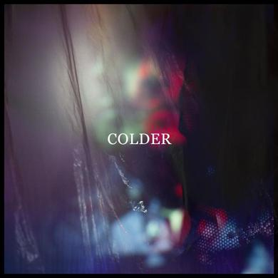 Colder Many Colours 2LP (Blue Vinyl) Double Heavyweight LP