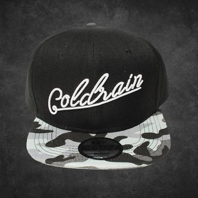 coldrain Camo Snapback