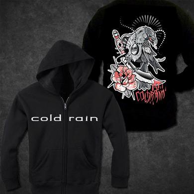 coldrain Logo Hoody
