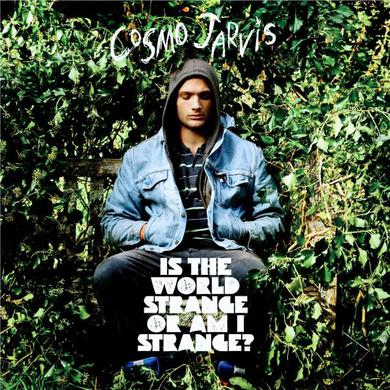 Cosmo Jarvis Is The World Strange? CD Album CD