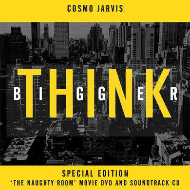 Cosmo Jarvis Think Bigger: Special Edition Deluxe CD
