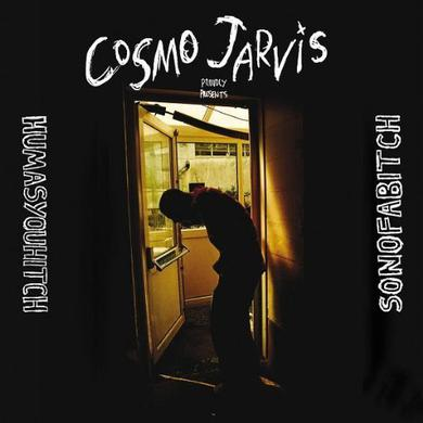 Cosmo Jarvis Humasyouhitch/Sonofabitch 2CD Album CD
