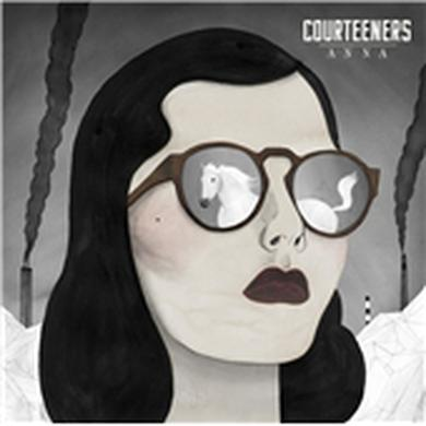 Courteeners Anna CD Album  CD