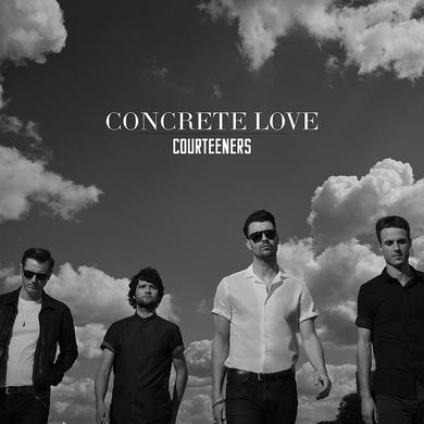 Courteeners Concrete Love (Signed Deluxe CD W/Live at Castlefield Bowl DVD) CD/DVD