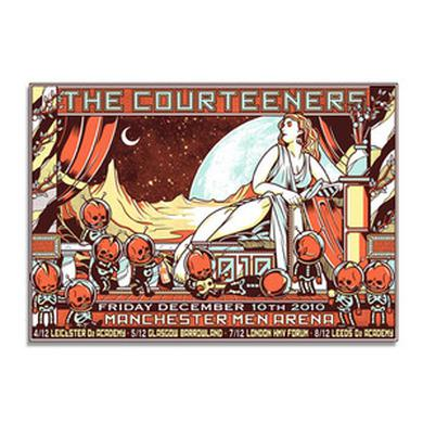 Courteeners Manchester Arena Print
