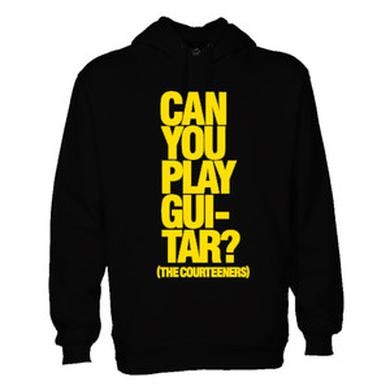 Courteeners Guitar Hoody