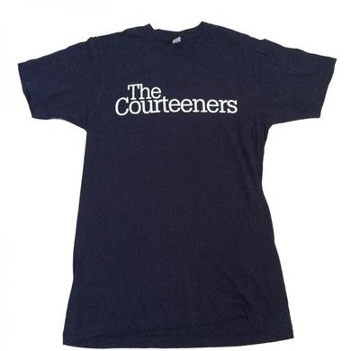 Courteeners Navy USA 2009 Tour T-Shirt