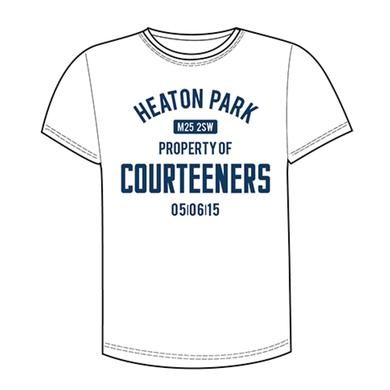 Courteeners Property Of T-Shirt