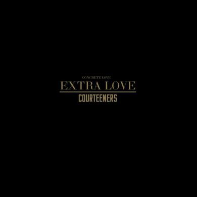 Courteeners Extra Love 2CD Album Deluxe CD