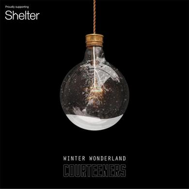 Courteeners Winter Wonderland 7-Inch Single 7 Inch