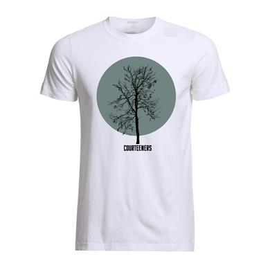 Courteeners Tree T-Shirt (Grey/Green)