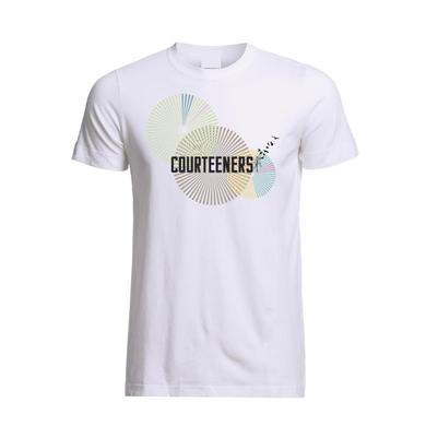 Courteeners Geo Burst T-Shirt
