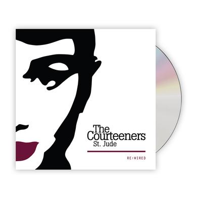 Courteeners St. Jude Re:Wired CD Album (Signed) CD