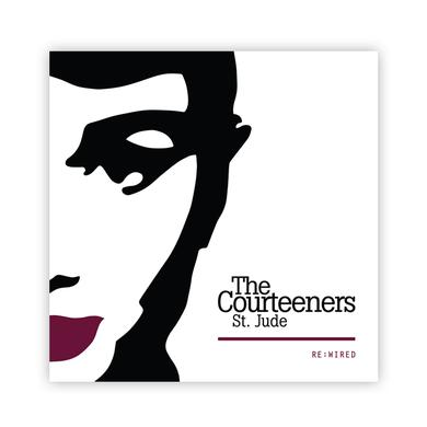 Courteeners St. Jude Re:Wired Vinyl Picture Disc (Signed, Exclusive Ltd Edition) LP