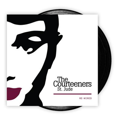 Courteeners St. Jude Re:Wired Vinyl LP (Signed) Heavyweight LP