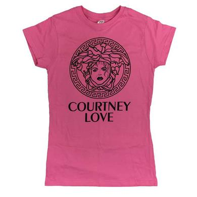 Courtney Love Ladies Versace T-Shirt